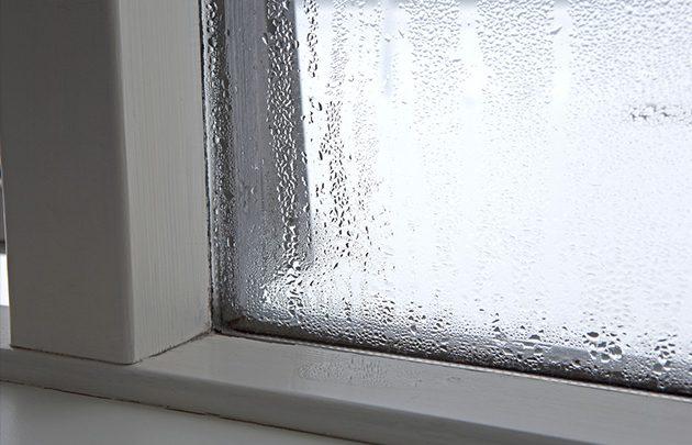 Pourquoi ai-je des problèmes d'humidité depuis que j'ai changé mes fenêtres ?