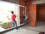 Installer une porte fenêtre coulissante