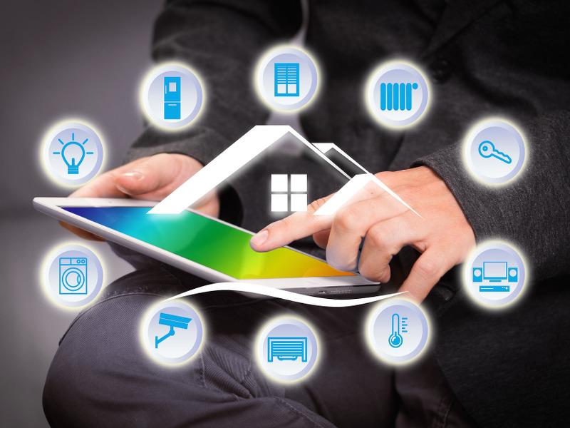 Quels sont les avantages d'avoir une maison connectée ?